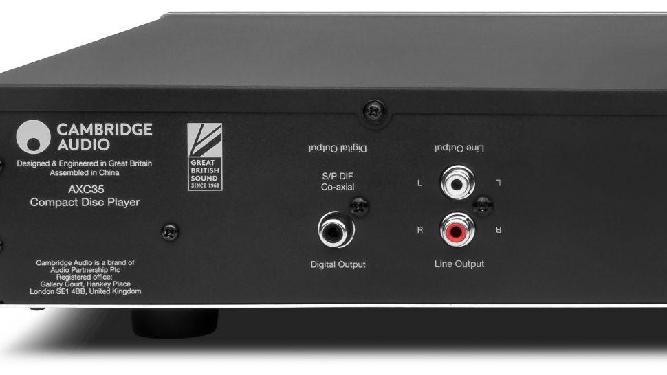 Lettore CD Cambridge Audio AXC35 – La recensione