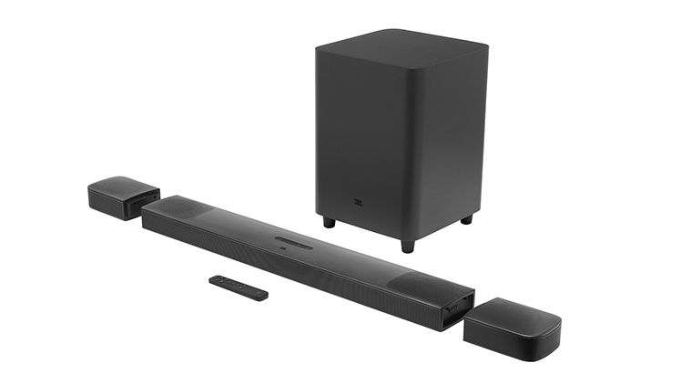 CES 2020: JBL tra soundbar Dolby Atmos e cuffie gaming