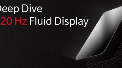OnePlus 8 Pro avrà un display 2K a 120Hz… i Galaxy S20 no