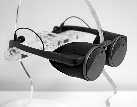CES 2020: Panasonic è al lavoro sui dei nuovi occhiali VR