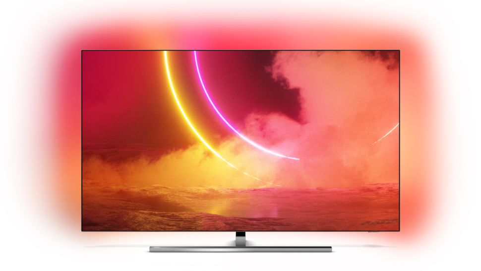 Philips: OLED 8K e machine learning per eliminare il burn-in