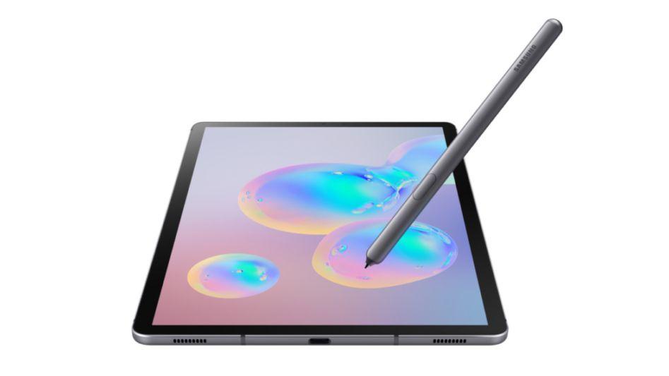 Galaxy Tab S6 5G: è di Samsung il primo tablet 5G al mondo