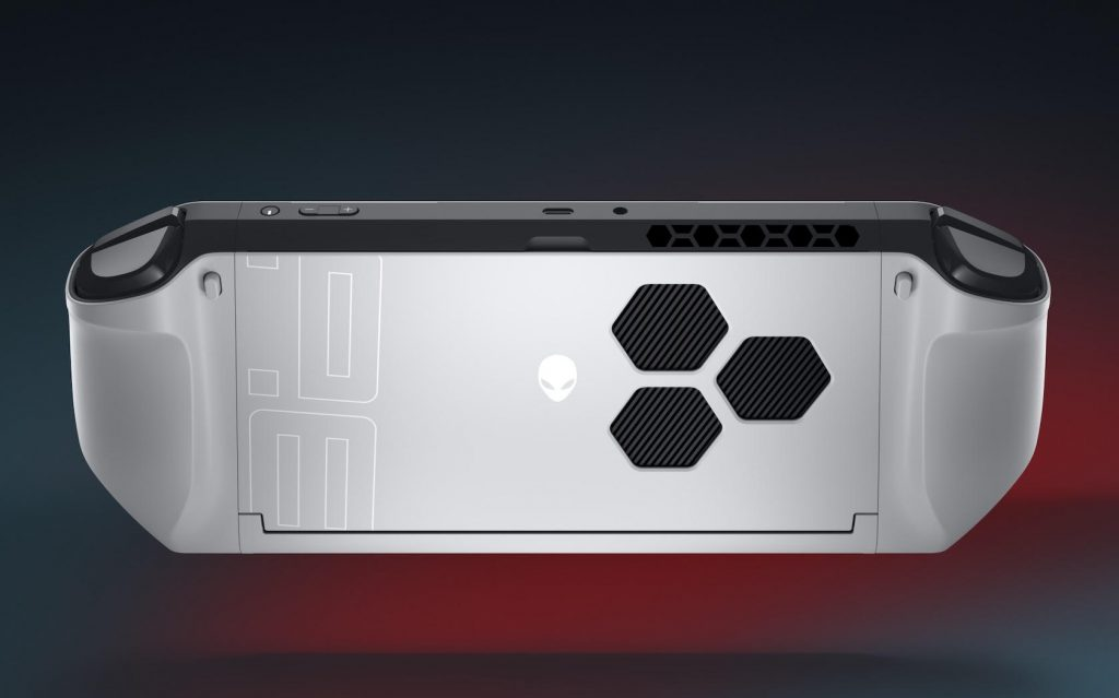 CES 2020: Alienware Concept UFO è un PC in stile Nintendo Switch
