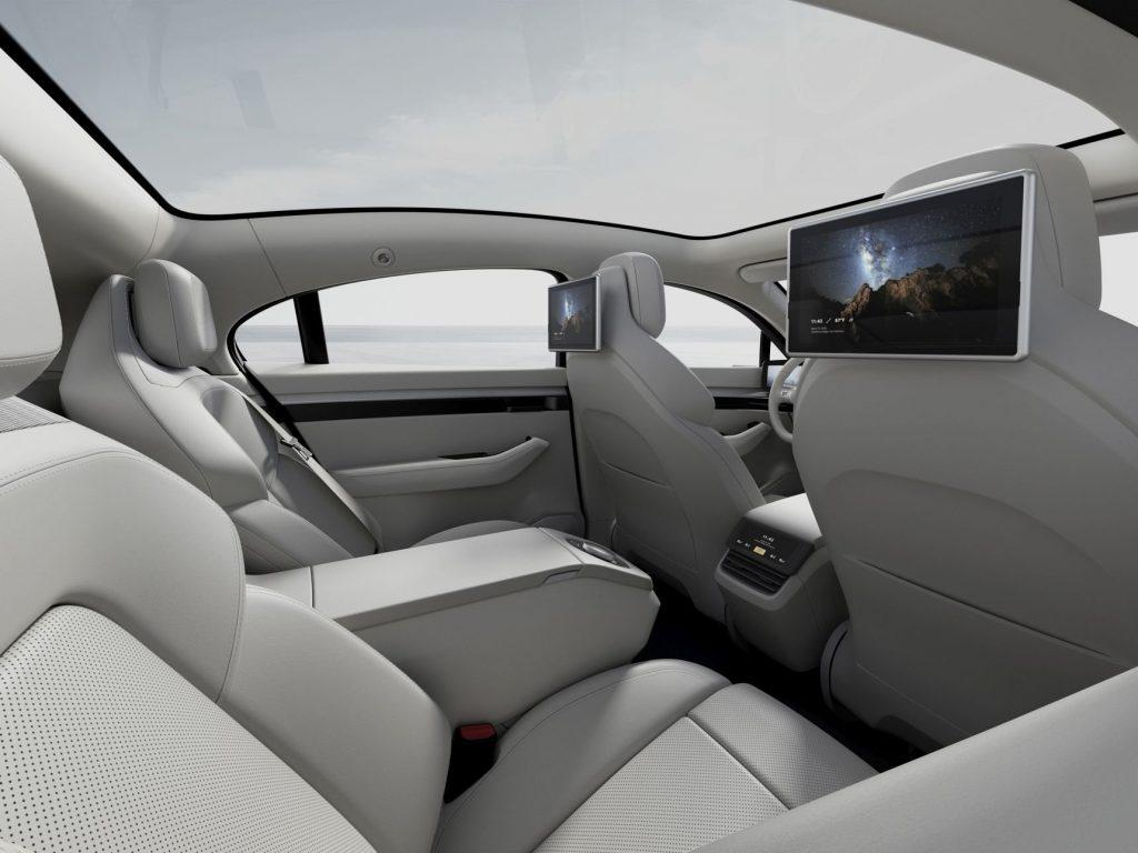 CES 2020: Sony svela a sorpresa la concept car VISION-S