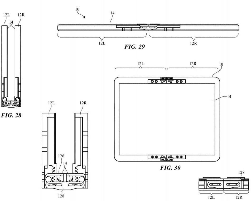 Apple si avvicina allo schermo pieghevole?