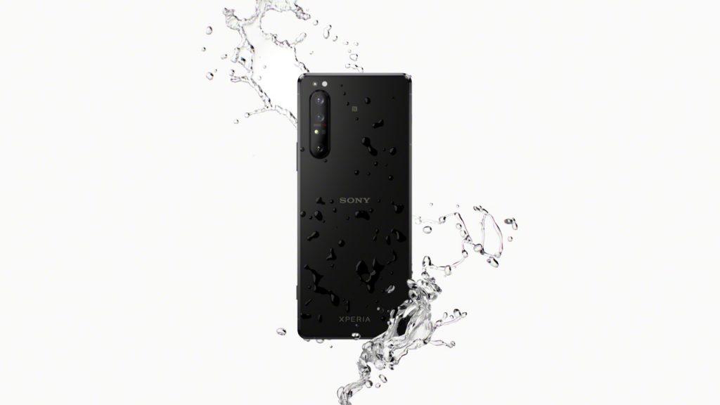 Sony Xperia 1 II e Xperia 10 II