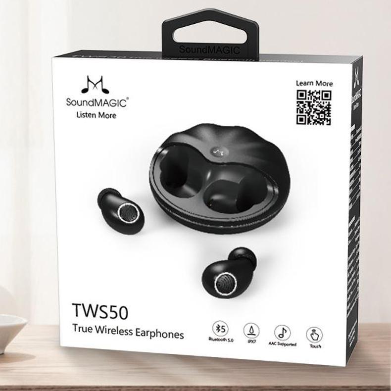 SoundMagic TWS50 - True wireless economico solo nel prezzo