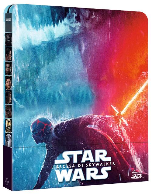 L'ascesa di Skywalker, la discesa del sipario ... si spera