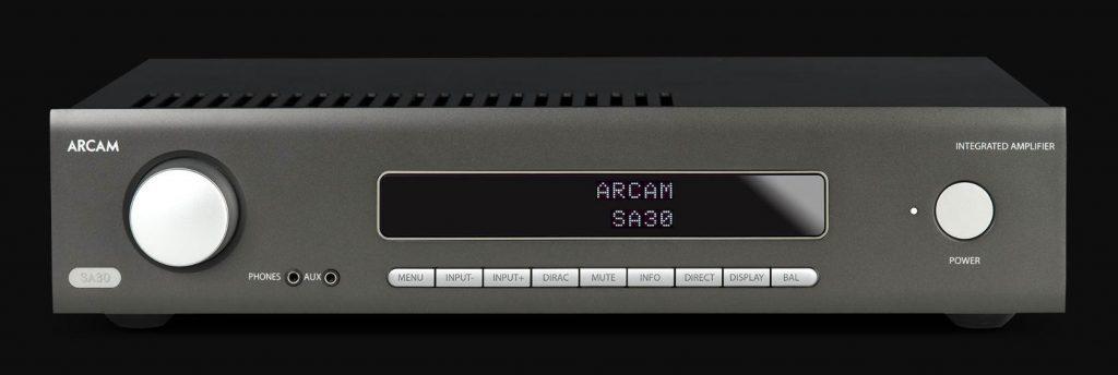 Arcam SA30: l'ampli-streamer a cui collegare di tutto