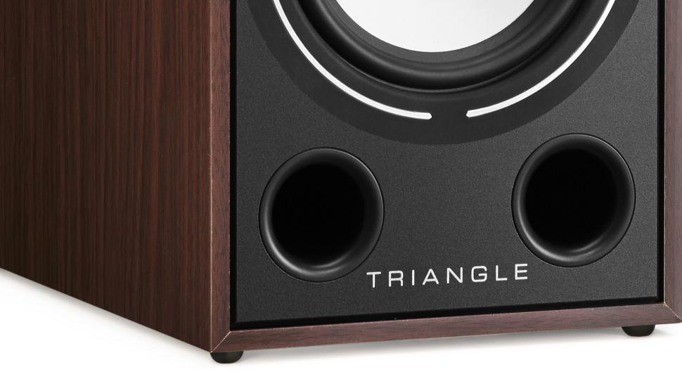 Triangle Borea BR03: diffusori da stand a dir poco insospettabili