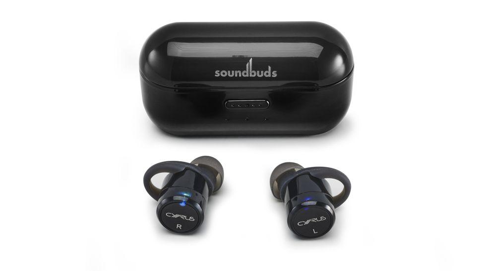 Cyrus soundBuds: in-ear true wireless con poca personalità