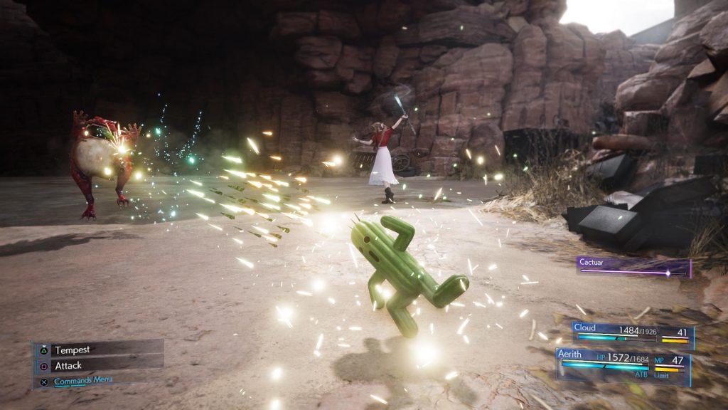 Final Fantasy VII Remake Demo: pensieri, opinioni e confronti con il gioco originale