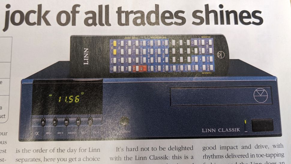 I 12 prodotti che hanno fatto la storia di Linn
