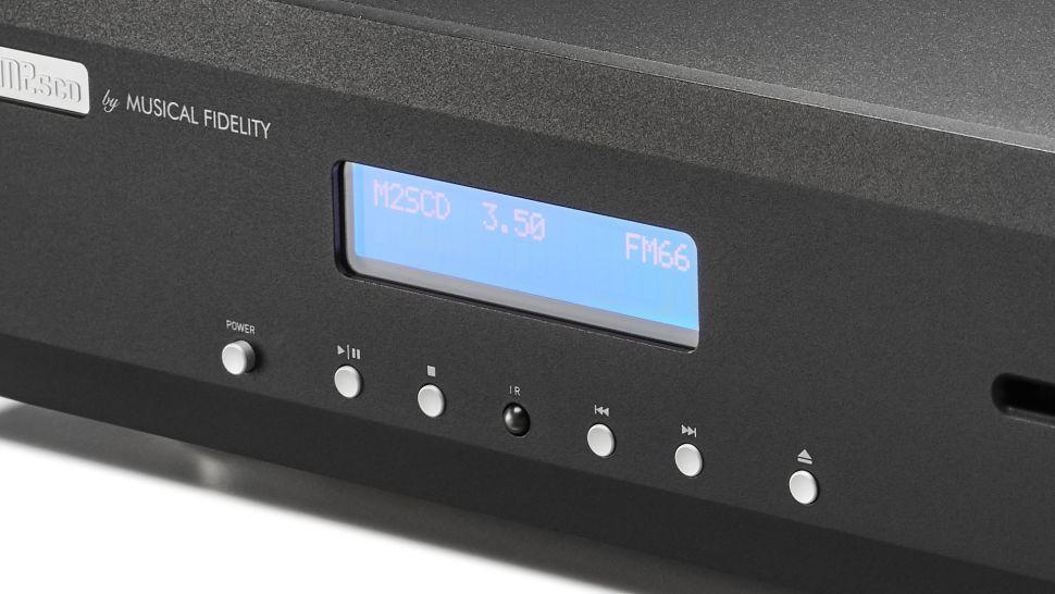 Musical Fidelity M2sCD: un lettore CD fluido e raffinato