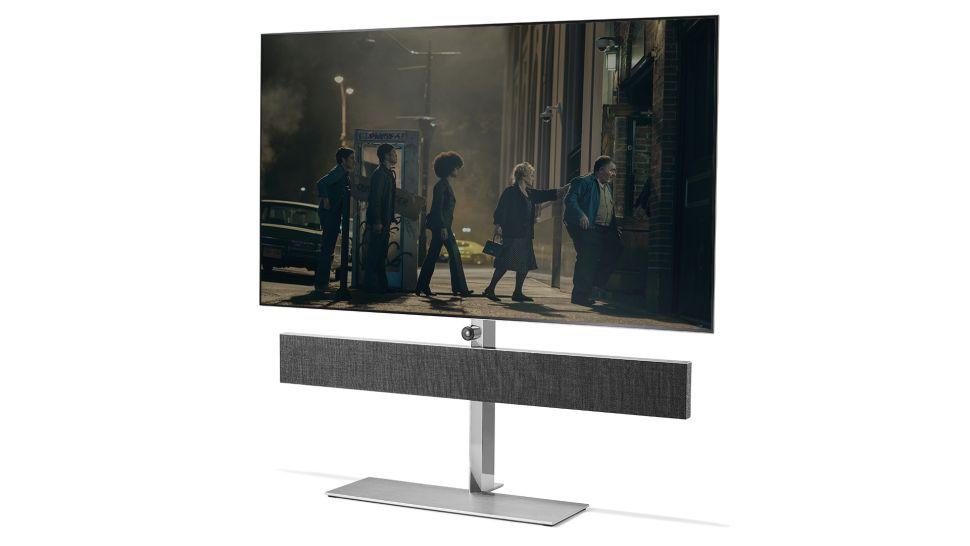 TV Philips 65OLED984 con soundbar B&W – La recensione