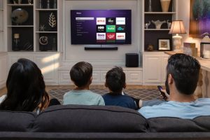 Roku Smart Soundbar – Dagli Stati Uniti in streaming