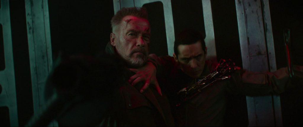 Terminator destino oscuro [UHD]