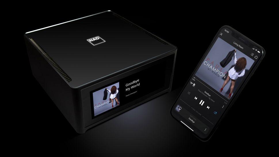 NAD M10: lo streamer all-in-one a un passo dall'eccellenza