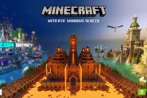 Minecraft RTX: la versione Beta inizia il 16 aprile