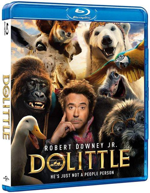 Il dottor Dolittle arriva (forse) a maggio