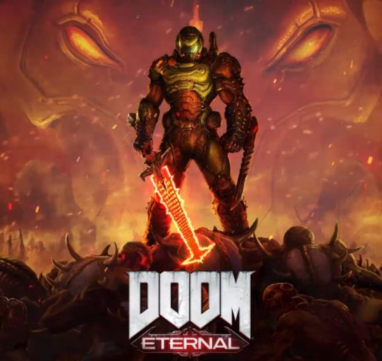 DOOM Eternal – Home Theater test Xbox One X