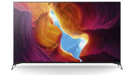 Sony HX95: TV LED Full Array a partire da 1399 euro