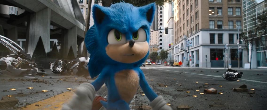 Sonic corre veloce ... a giugno