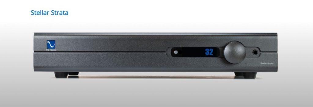 PS Audio Stellar Strata: streamer, pre e finale hi-end tutto in uno