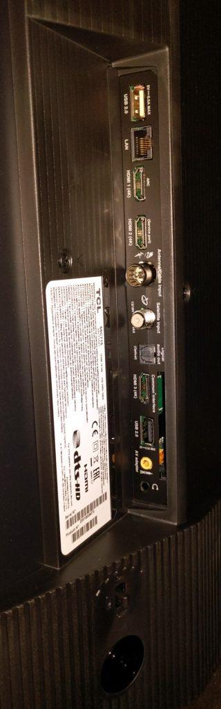 """TCL C71 55"""" pollici QLED 4K"""