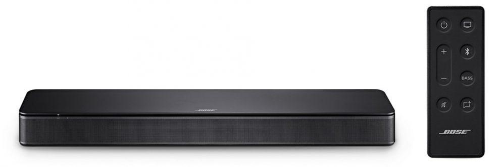 Bose TV Speaker: la soundbar si fa essenziale e compatta