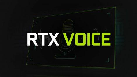 Nvidia RTX Voice: chiamate vocali senza rumori