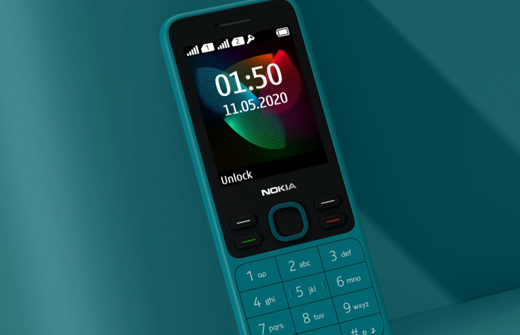 Nokia 125 e 150: feature phone a meno di 30 dollari