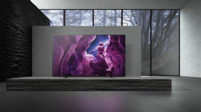 OLED A8: si parte da 2199 euro per i nuovi TV OLED 4K-HDR di Sony