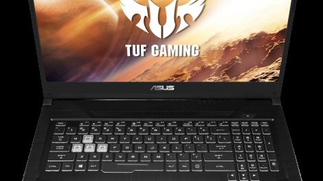 Gaming laptop TUF di Asus