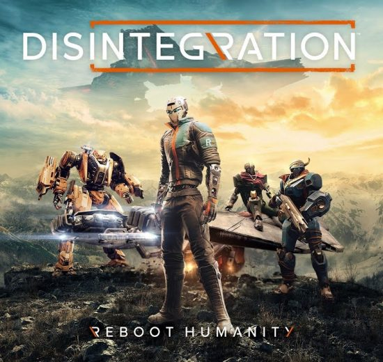 Disintegration – Home Theater Test Xbox One X