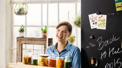 NEFF lancia il nuovo frigorifero CoolCreative