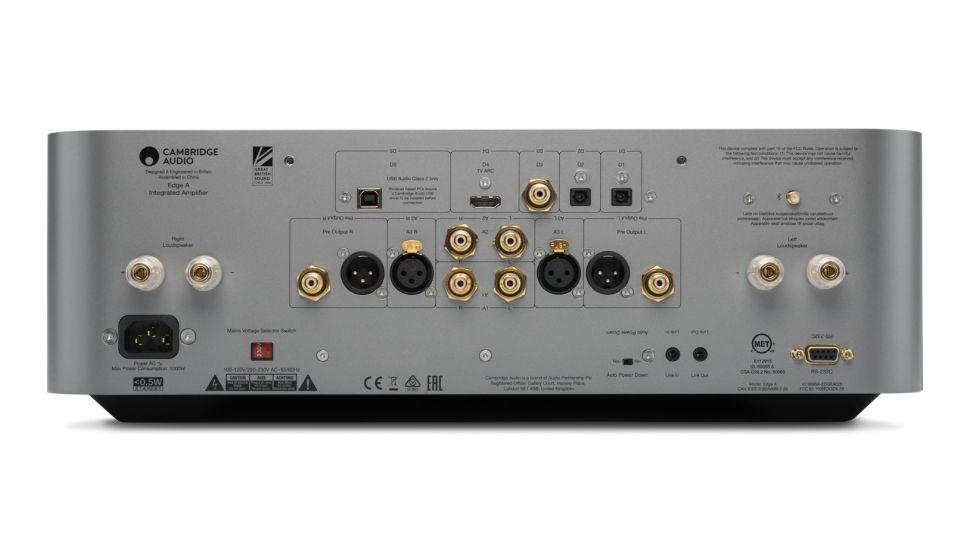 Cambridge Audio Edge A: amplificatore integrato di classe
