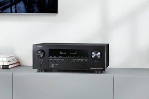 Denon AVR-S960H: l'HDMI 2.1 si concede alla fascia media
