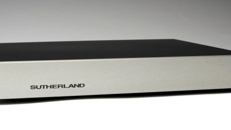 Sutherland Engineering Little Loco Phono Preamp