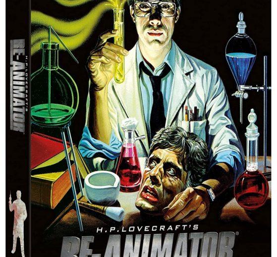 Re-Animator Blu-ray – Edizione limitata numerata