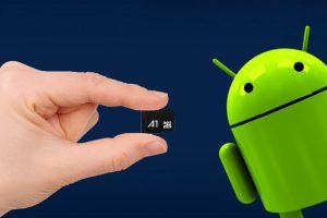 Arrivano le microSD ottimizzate per Android