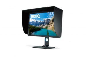 BenQ SW320: 4k e HDR per i professionisti dell'immagine