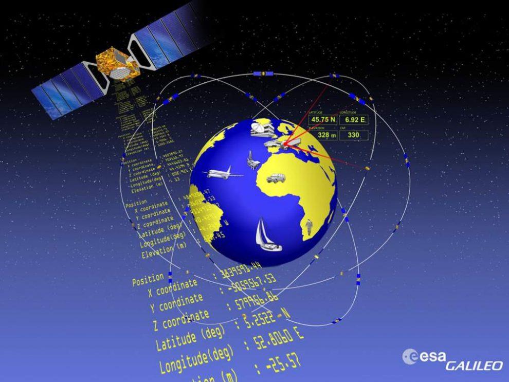 Galileo, il GPS europeo è attivo