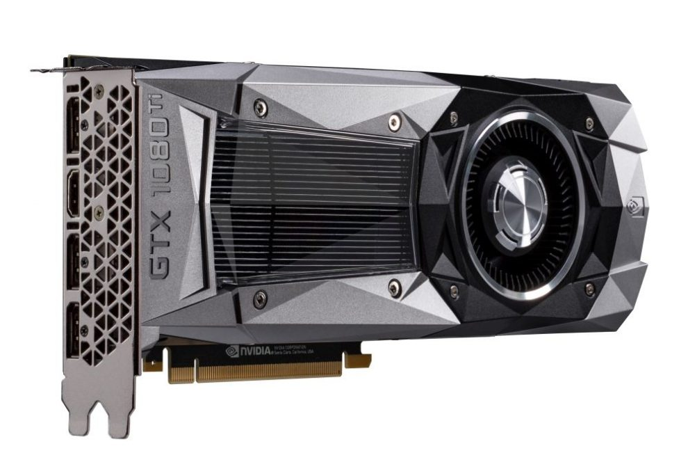 GeForce GTX 1080Ti 4