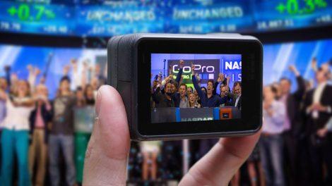 GoPro entra al Nasdak