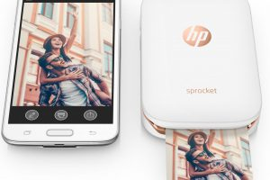 HP Sprocket 1
