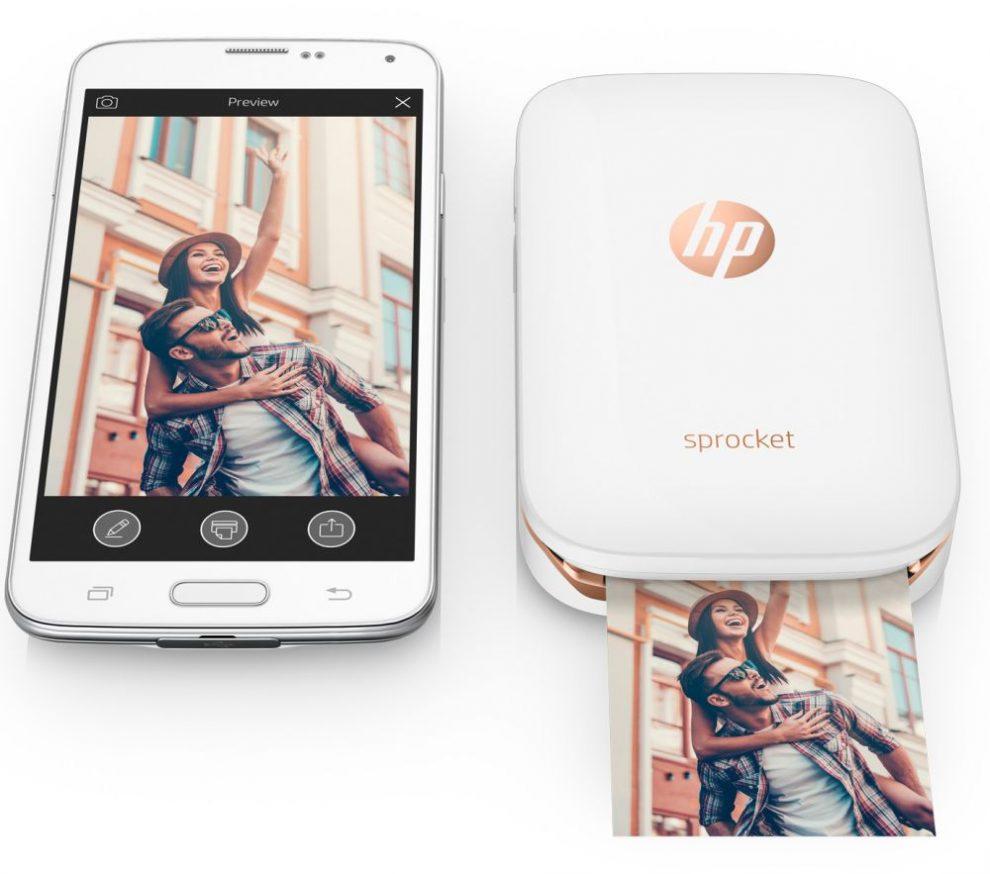 HP Sprocket 1