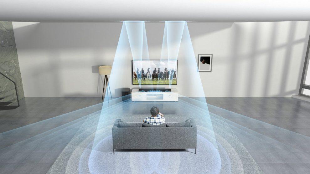 CES 2017: Sony punta sul Dolby Atmos con la soundbar HT-ST5000