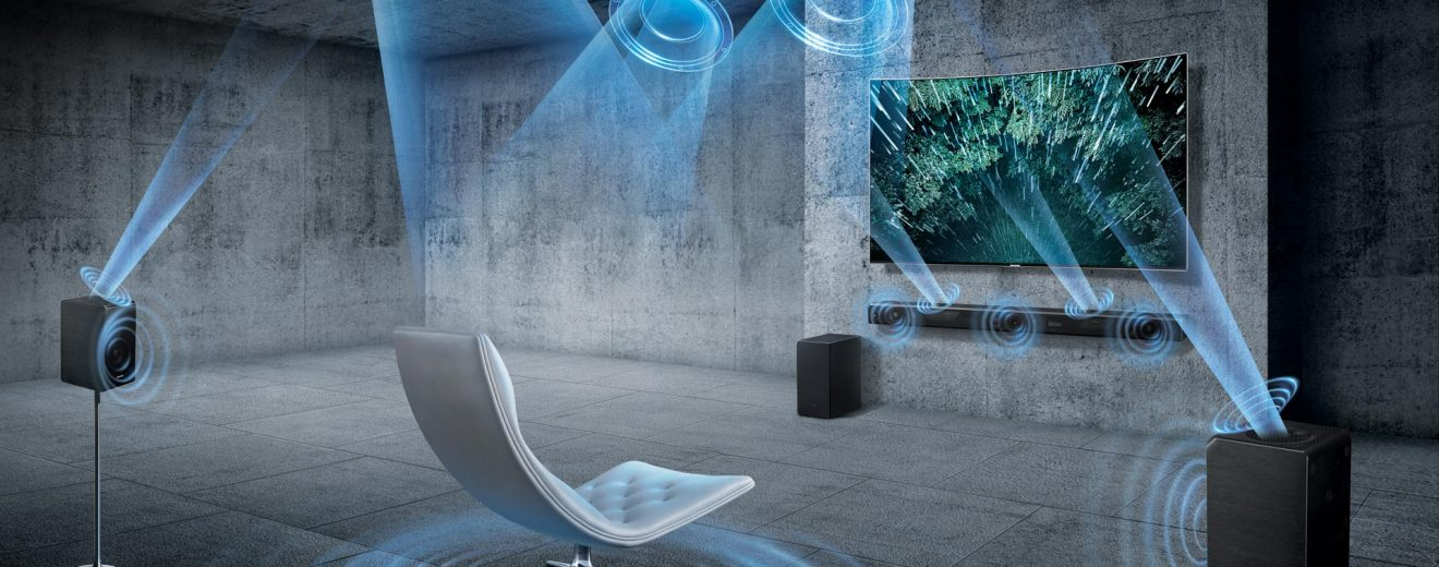 Samsung HW-K950: soundbar nextgen