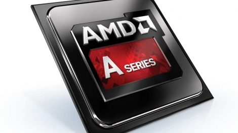 AMD a series white chip